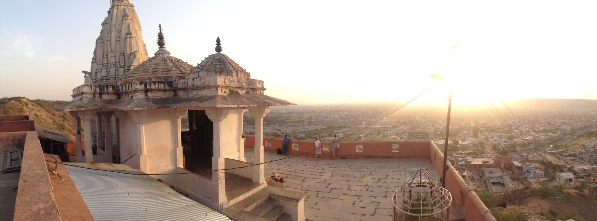 Růžové město – Jaipur