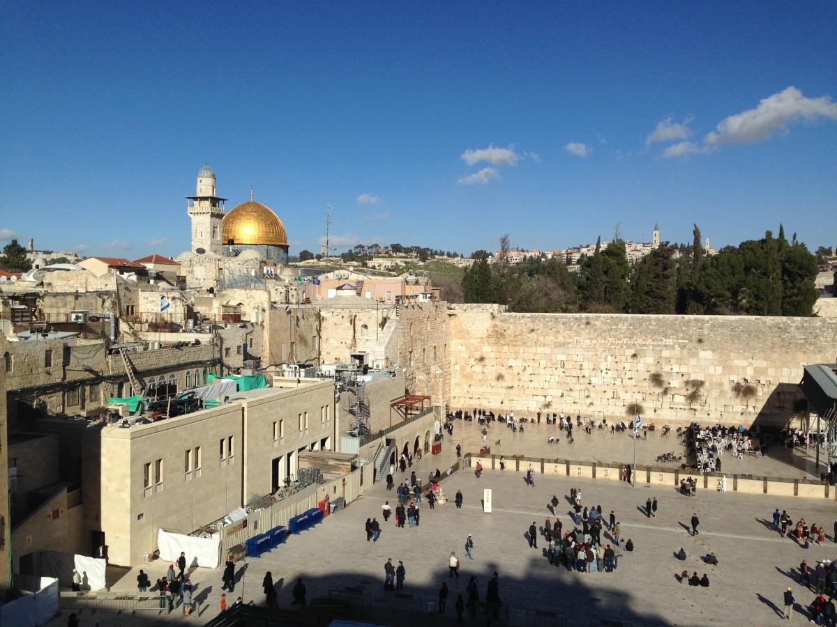Izrael – březen 2015