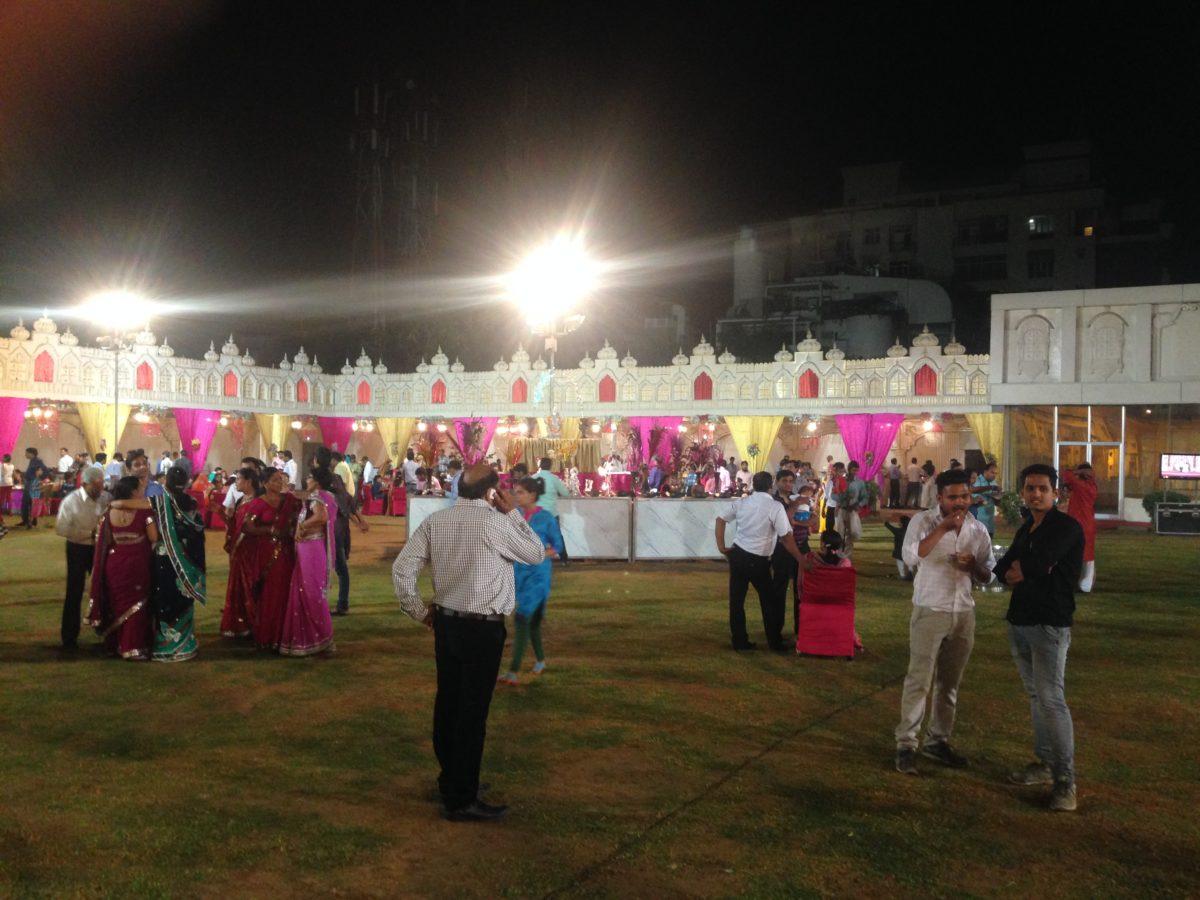 Jak jsem skončil na Indické svatbě