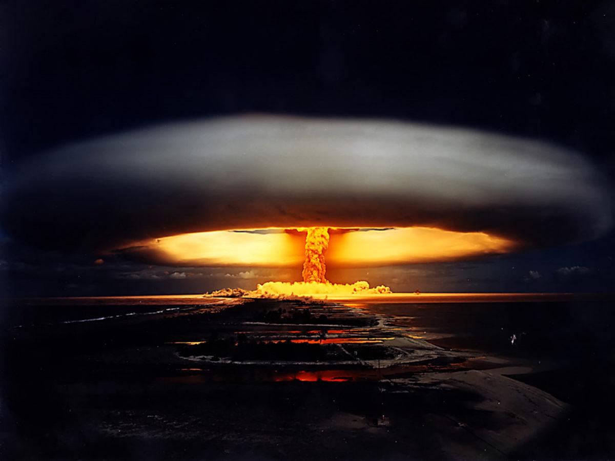 Porovnejte sílu atomových bomb – Nukemap