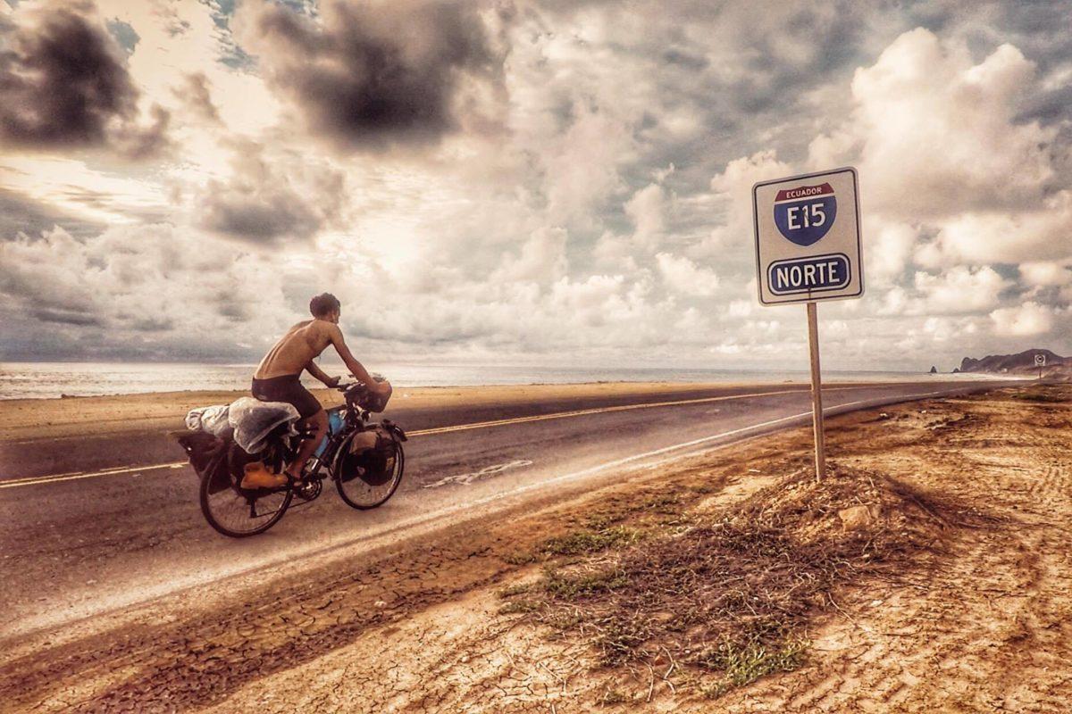 Rychlé otázky –  I, Cycleast (Matěj Blaga)