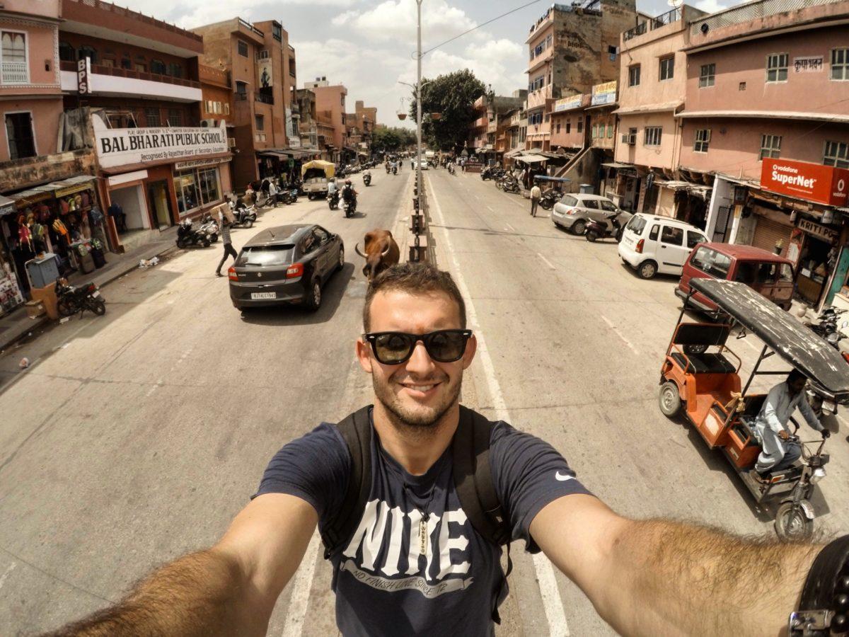 Rychlé otázky – Deník Dobrodruha (Filip Mayer)